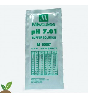 LÍQUIDO CALIBRADOR PH 7.01 MILWAUKEE M10007 - 20 ML