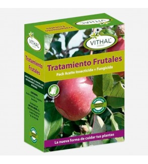 PACK TRATAMIENTO FRUTALES VITHAL GARDEN
