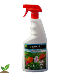 ANTI-INSECTOS SPRAY ECO BATLLE 750 ML