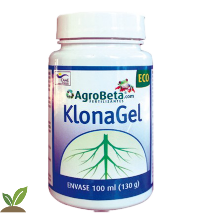 ENRAIZANTE ECOLOGICO KLONAGEL 250 ML.