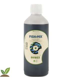 BIOBIZZ FISH-MIX 250ML. FERTILIZANTE - ESTIMULANTE CRECIMIENTO