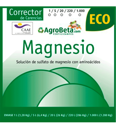 MAGNESIO ECO 50 ML. AGROBETA